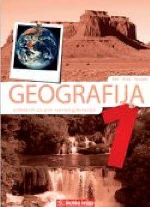 GEOGRAFIJA  1 : udžbenik geografije za 1. razred gimnazije autora Hermenegildo Gall, Predrag Kralj, Robert Slunjski