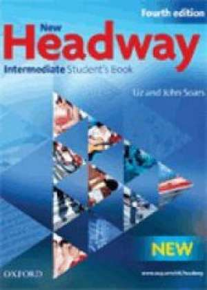 John Soars, Liz Soars - NEW HEADWAY  INTERMEDIATE THE FOURTH EDITION : udžbenik engleskog jezika + CD-ROM za 1. i 2. razred gimnazije, prvi strani je