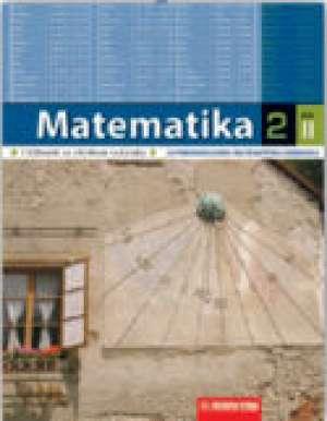 MATEMATIKA 2 - 2.dio. : udžbenik za 2. polugodište 2. razreda PRIRODOSLOVNO-matematičke gimnazije autora Jelena Gusić, Petar Mladinić, Boris Pavković