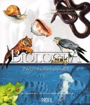 Gordana Bartolić - Biologija  2 -životinjski svijet : radna bilježnica iz biologije za drugi razred gimnazije