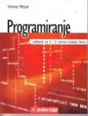 Vesna Mesar - PROGRAMIRANJE : udžbenik programiranja u Pascalu za 2. i 3. razred srednjih strukovnih škola (Kopiraj)