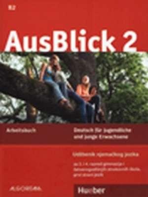 Anni Fischer-Mitziviris - AUSBLICK 2 : udžbenik njemačkog jezika za 3. i 4. razred gimnazija , 1. strani jezik