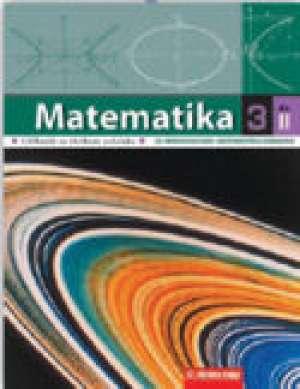 MATEMATIKA 3/II.  : udžbenik za 2. polugodište 3. razreda PRIRODOSLOVNO-matematičke gimnazije autora Nevenka Antončić, Eva Špalj, Vlado Volenec