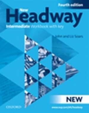 John Soars, Liz Soars - New headway FOURTH edition INTERMEDIATE worbook A+ B: radna bilježnica za engleski jezik za 1. i 2. razred gimnazije, prvi