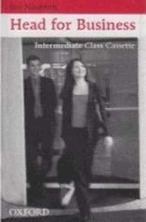 head for business intermediate Workbook : radna bilježnica za engleski jezik za 1. i 2. razred EKONOMSKIH škola, prvi autora Jon Naunton