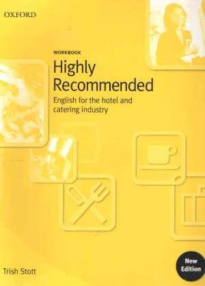 Rod Revell, Trish Stott - Highly recommended Workbook : radna bilježnica za engleski jezik za 1. razred UGOSTITELJSKIH  i TURISTIČKIH škola, prv