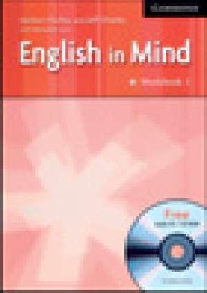 english in mind 1 : radna bilježnica s CD-om za 1. razred gimnazije i četverogodišnje strukovne škole : 2. strani jezik autora Meredith Levy, Herbert Puchta, Jeff Stranks