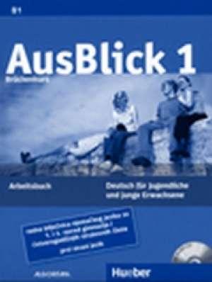Anni Fischer-Mitziviris, Sylvia Janke-Papanikolaou - Ausblick 1, bruckenkurs : radna bilježnica njemačkog jezika za 1. i 2. razred  četverogodišnjih strukovnih škola, 1. strani j