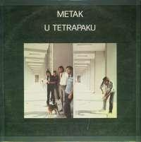 Gramofonska ploča Metak U Tetrapaku LSY 66075, stanje ploče je 10/10