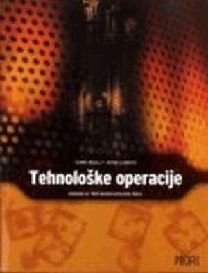 Antun Glasnović, Stanko Rozgaj - TEHNOLOŠKE OPERACIJE : udžbenik za 3. razred KEMIJSKIH škola