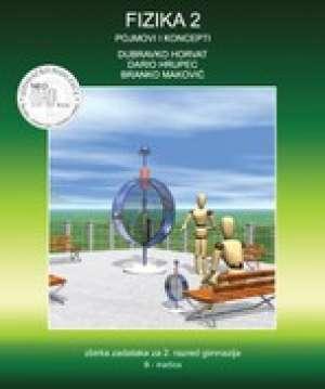 Dubravko Horvat, Dario Hrupec, Branko Maković - fizika 2, pojmovi i koncepti : ZBIRKA zadataka za 2. razred gimnazija (B - inačica)