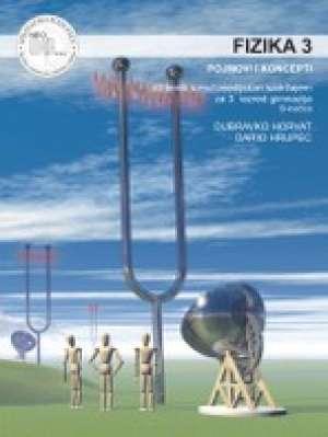 FIZIKA 3, POJMOVI I KONCEPTI : udžbenik za 3. razred gimnazija (B - inačica) - Dubravko Horvat, Dario Hrupec