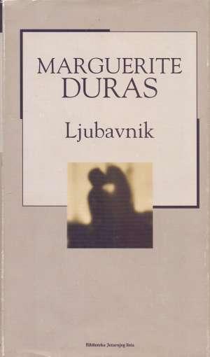 Ljubavnik Duras Marguerite tvrdi uvez