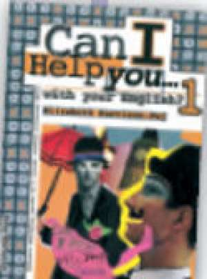 can i help you...with your english 1 : radna bilježnica za 1. razred strukovnih škola : 6. godina učenja - Elizabeth Harrison-Paj