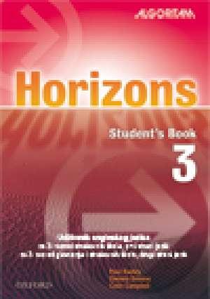 HORIZONS 3: udžbenik engleskog jezika za 3. razred gimnazija i četverogodišnjih strukovnih škola, 2. strani jezik, 3. razred autora paul radley, daniela simons