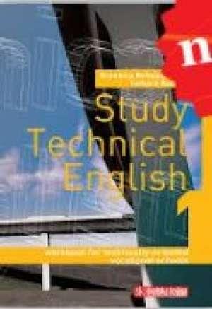 study tehnical englisch 1 radna bilježnica iz engleskog jezika  za treći razred srednjih tehničkih škola ,osma godina učenja - Brankica Bošnjak-Terzić, Tamara Budimir