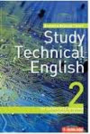 STUDY TEHNICAL ENGLISH 2 udžbenik engleskog jezika za četvrti razred srednjih tehničkih škola - brankica bošnjak -terzić