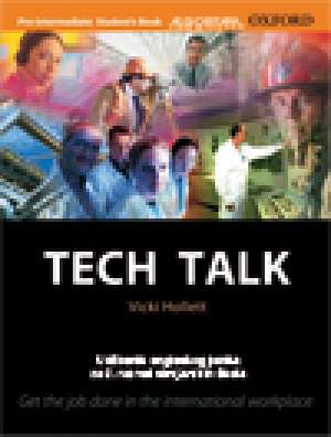 TECH TALK PRE-INTERMEDIATE udžbenik engleskog jezika za 2.razred TROGODIŠNJIH strukovnih škola - vicki hollett