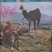Gramofonska ploča Conjunto Sol Del Peru Quenas S.E. 9055, stanje ploče je 8/10