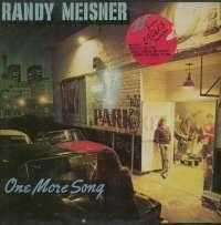 Gramofonska ploča Randy Meisner One More Song EPC 84531, stanje ploče je 9/10
