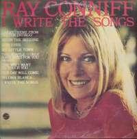 Gramofonska ploča Ray Conniff I Write The Songs CBS 81179, stanje ploče je 9/10