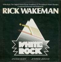 Gramofonska ploča Rick Wakeman White Rock LP 5660, stanje ploče je 10/10