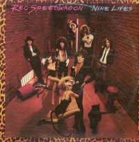 Gramofonska ploča REO Speedwagon Nine Lives EPC 83647, stanje ploče je 8/10