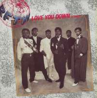 Gramofonska ploča Ready For The World Love You Down 258 402-0, stanje ploče je 10/10