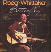 Gramofonska ploča Roger Whittaker Butterfly CN 2003, stanje ploče je 9/10