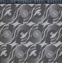 Gramofonska ploča Rolling Stones Steel Wheels LL 1810, stanje ploče je 10/10