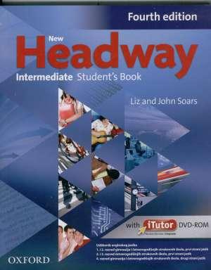 John Soars, Liz Soars - NEW HEADWAY FOURTH edition INTERMEDIATE student s book : udžbenik engleskog jezika za 1. i 2.  4-god. strukovnih škola