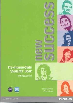 Bob Hastings, Stuart McKinlay - NEW SUCCESS PRE-INTERMEDIATE : udžbenik engleskog jezika za 1. razred srednjih strukovnih četverogodišnjih škola, prvi (Kopiraj)