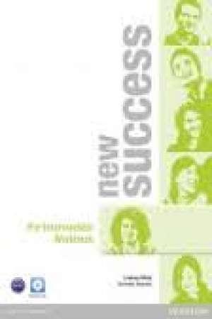 new success  PRE-INTERMEDIATE: radna bilježnica engleskog jezika za  2. i 3. razred gimnazije, drugi strani jezik.  autora Lindsay White, Dominika Chandler