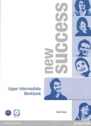 Rod Fricker - New success UPPER-INTERMEDIATE:radna bilježnica engleskog jezika za 3. i 4. razred srednjih strukovnih četverogodišnji
