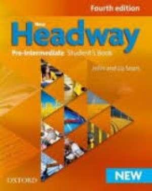 NEW HEADWAY FOURTH EDITION PRE-INTERMEDIATE  STUDENT'S BOOK : udžbenik engleskog jezika za 2. i 3. razred trogodišnji - John Soars, Liz Soars