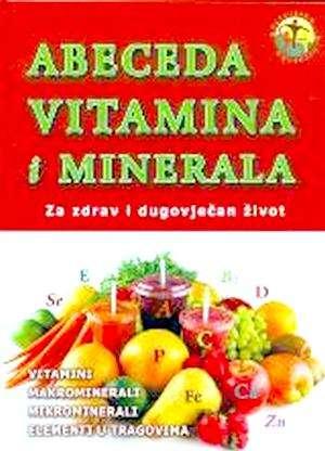 Milka Pašić Uredila - Abeceda vitamina i minerala