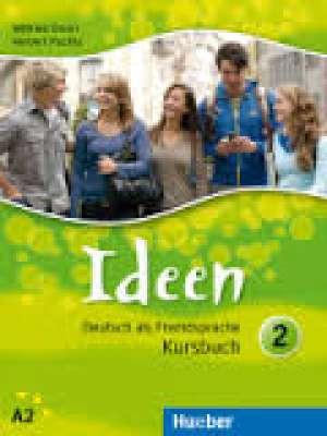 Wilfried Krenn, Herbert Puchta - IDEEN 2 : udžbenik njemačkog jezika za 3. i 4. razred  4-godišnjih strukovnih škola, 3. i 4. godina učenja
