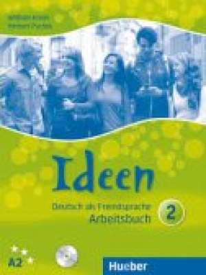 Wilfried Krenn, Herbert Puchta - Ideen 2 : radna bilježnica njemačkog jezika za 3. i 4. razred gimnazija, 3. i 4. godina učenja;