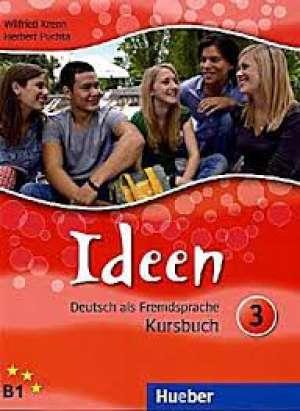 IDEEN 3 : udžbenik njemačkog jezika u gimnazijama i strukovnim školama , prvi strani jezik, 2. i/ili 3. razred i drugi strani jezik, 3. i 4. razred, 8. i 9. godina učenja autora Wilfried Krenn, Herbert Puchta