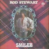 Gramofonska ploča Rod Stewart Smiler LP 5853, stanje ploče je 9/10