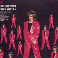 Gramofonska ploča Rod Stewart Body Wishes 92-3877-1, stanje ploče je 8/10