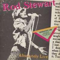 Gramofonska ploča Rod Stewart Absolutely Live WB 923743, stanje ploče je 10/10