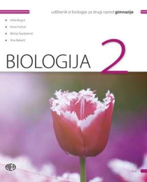 BIOLOGIJA 2 : udžbenik iz biologije za drugi razred gimnazije autora Irella Bogut, Irena Futivić, Marija Špoljarević, Ana Bakarić