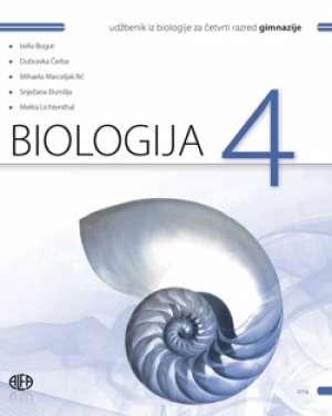 Irella Bogut, Dubravka Čerba, Mihaela Marceljak Ilić, Snježana Đumlija, Melita Lichtental - BIOLOGIJA 4 : udžbenik iz biologije za četvrti razred gimnazije