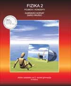 fizika 2 pojmovi i koncepti : ZBIRKA ZADATAKA za 2. razred gimnazija, A inačica autora Dubravko Horvat, Dario Hrupec