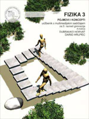 FIZIKA 3 POJMOVI I KONCEPTI : udžbenik za 3. razred gimnazija, A inačica - Dubravko Horvat, Dario Hrupec
