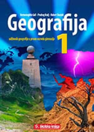 Hermenegildo Gall, Predrag Kralj, Robert Slunjski - GEOGRAFIJA 1 : udžbenik geografije u prvom razredu gimnazije