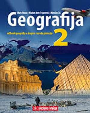 Mate Matas, Miroslav Sić, Mladen Ante Friganović - GEOGRAFIJA 2 : udžbenik geografije u drugom razredu gimnazije