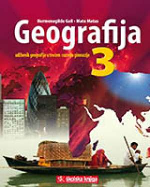 GEOGRAFIJA 3 : udžbenik geografije u trećem razredu gimnazije autora Hermenegildo Gall, Mate Maras