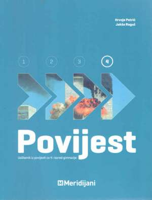 Hrvoje Petrić, Jakša Raguž - POVIJEST 4 : udžbenik iz povijesti za IV. razred gimnazije